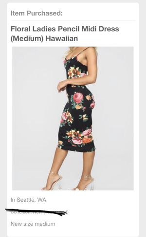 Floral dress for Sale in Grand Island, NE