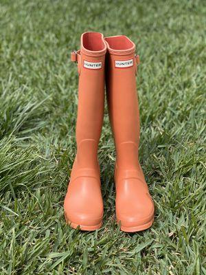 Hunter Rain Boots sz 7 women's for Sale in Compton, CA