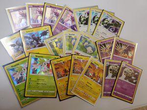 Pokemon Vivid Voltage Holo Rare Cards Lot for Sale in Everett, WA
