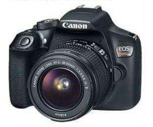 Canon Rebel T6 for Sale in Laredo, TX