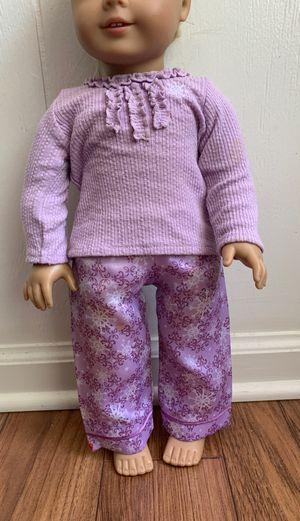 Retired American girl doll pajamas for Sale in Murfreesboro, TN