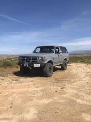 Bronco/f150 bumper for Sale in Winchester, CA