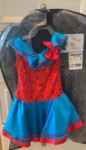 Costume/ Good ship lollipop. Size xsmall fits 3-4years old for Sale in San Clemente, CA