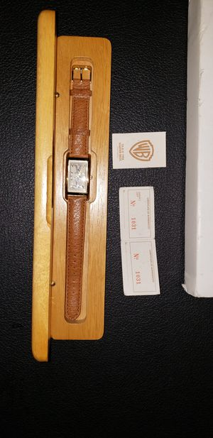 """Limited edition Bugs Bunny """"Coach"""" watch for Sale in La Crosse, WI"""