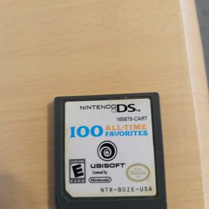 Nintendo ds 100 All-time Favorites for Sale in Queens, NY