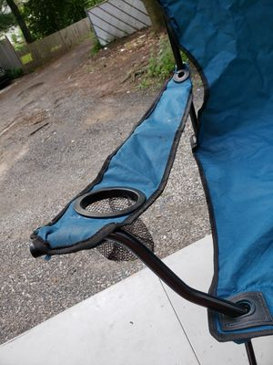 Use fishing or camping chair for Sale in Nutley, NJ