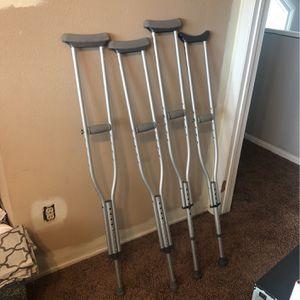 Crutches for Sale in Riverside, CA