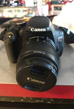 Canon EOS Rebel t3i for Sale in Phoenix, AZ