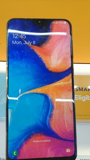 Samsung A20 for Sale in Houston, TX
