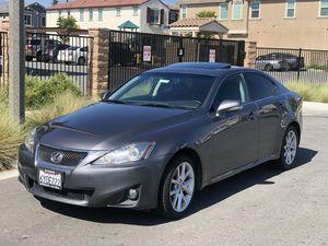 2012 Lexus IF 250 for Sale in Pomona, CA