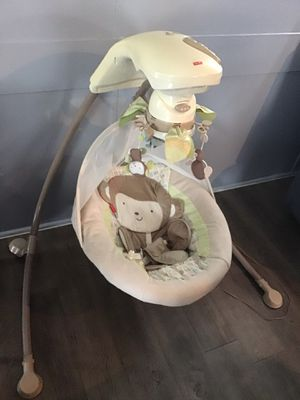 Baby swing for Sale in Del Valle, TX