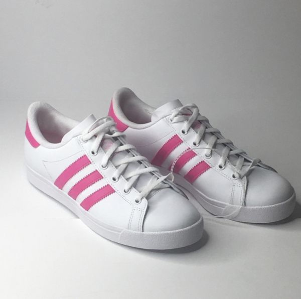 New Adidas Pink Originals Sneakers Hot Pink Size 6