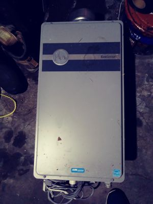 Rheem Tankless Water Heater for Sale in Tacoma, WA