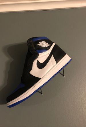 Jordan 1 royal toe for Sale in Tyngsborough, MA