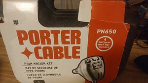 Sale porter cable palm nailer for Sale in Travelers Rest, SC