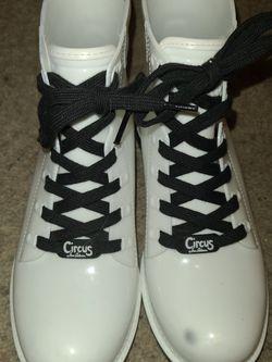 White Circus Rain Boots for Sale in Vancouver,  WA