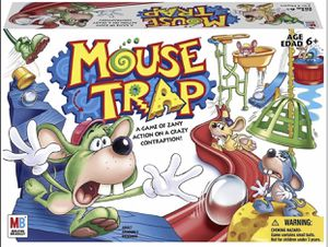 Mouse Trap Board Game for Sale in Morrisville, PA