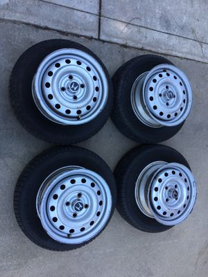 Civic Steelies for Sale in Fresno, CA