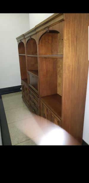 3 peice bookshelves for Sale in Brooklyn, NY