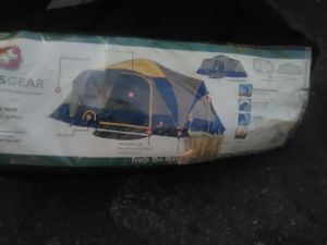 SWISSGEAR 3 ROOM DOME TENT for Sale in US