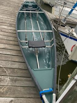 Canoe With Paddles for Sale in League City,  TX