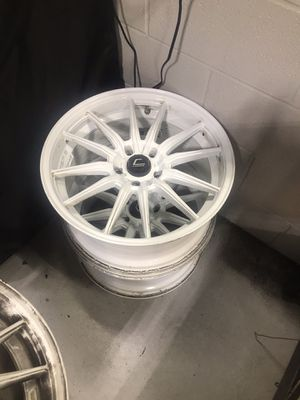 Cosmic racing wheels for Sale in Gaithersburg, MD