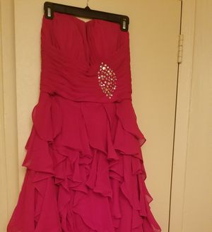 Red Occasion/ Prom/ Quinceanera Dress for Sale in The Bronx, NY
