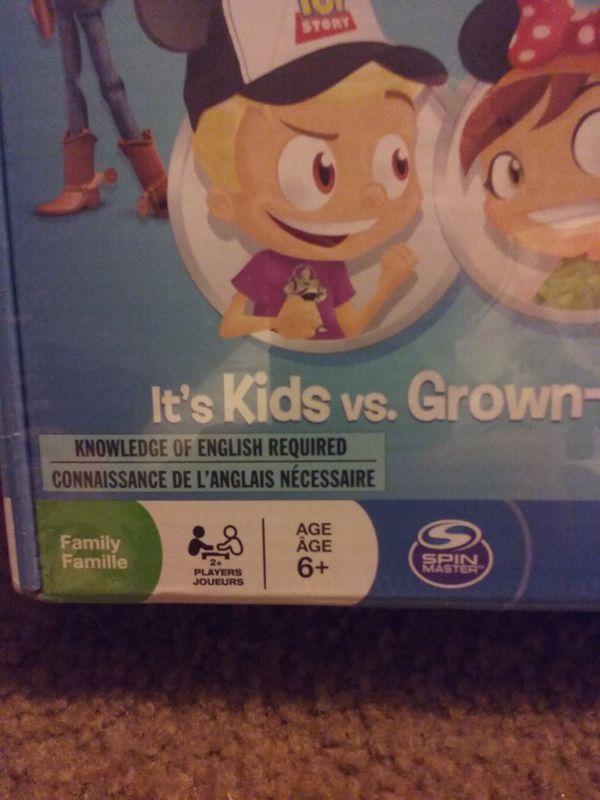 Kids game