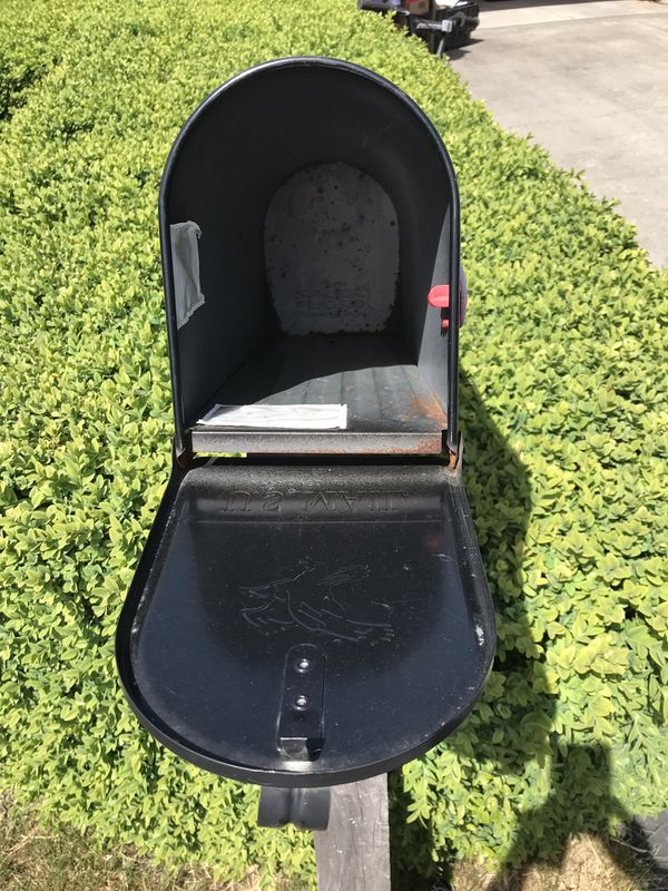 Mailbox With Post For Sale In Olympia Wa Offerup
