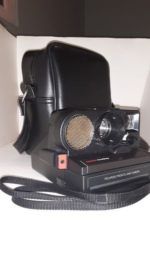 Polaroid SONAR OneStep Pronto Land Cam for Sale in Gary, IN