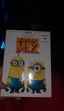 Despicable me 2 movie for Sale in Waco,  TX