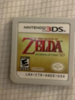 Legend Of Zelda Ocarina Of Time 3D for Sale in Miami,  FL