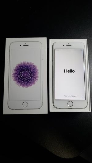 iPhone 6S ( was Att but can be unlocked) for Sale in Homestead, FL