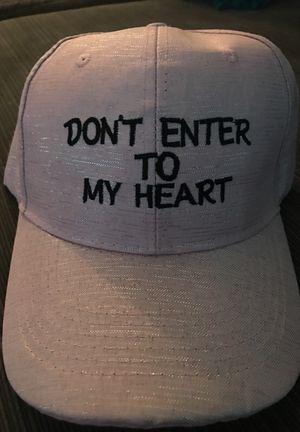 Light pink womens snapback hat brand new for Sale in Auburndale, FL