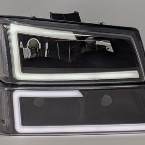 2003-2006 Chevy Silverado LED Headlights for Sale in Huntington Park, CA