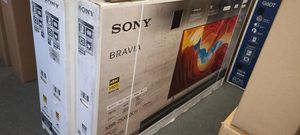 "75"" Sony Bravia 9 series 2020 HDMI 2.1 Dolby Vision HDR10 4k UltraHD Smart LED Tv for Sale in El Cajon, CA"