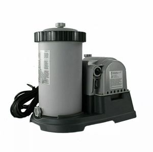 Intex 28633EG 2500 GPH Above Ground Swimming Pool Cartridge Filter Pump System for Sale in Brooklyn, NY