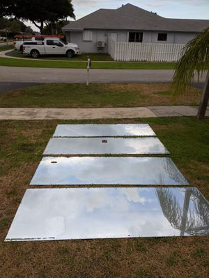 4x Large Mirrors for Sale in Boca Raton, FL