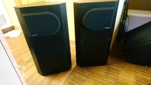 Bose direct reflecting speakers for Sale in Houston, TX