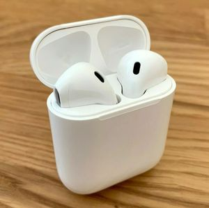 Wireless AirPods Bluetooth Headphones Headset AirPods for Sale in San Bernardino, CA