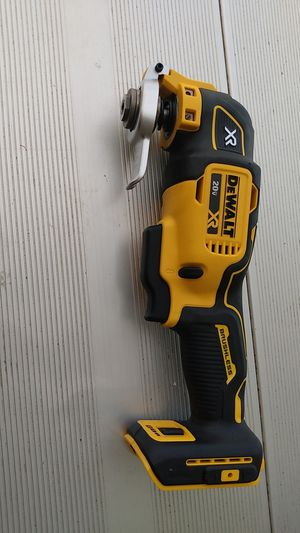DeWalt cordless oscillating multi tool for Sale in Rock Valley, IA