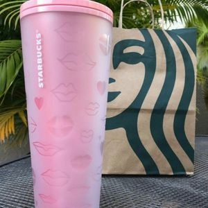 2021 Target Exclusive Starbucks Lip Cup For Trade For Rose Gold Studded for Sale in Glendale, AZ