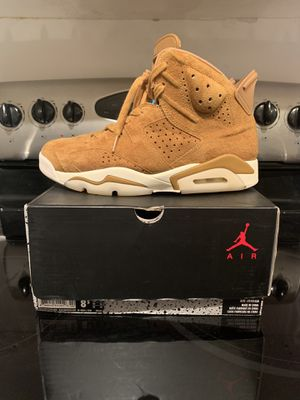 Jordan 6 Wheat Size 8 1/2 for Sale in Boca Raton, FL