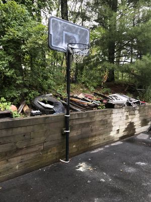 Basketball hoop for Sale in Hudson, MA