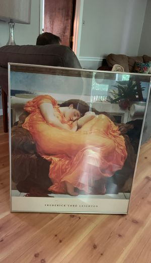 """""""The Flaming June"""" print. for Sale in Eno Valley, NC"""