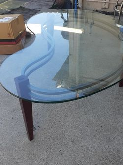 Glass Table $45 for Sale in San Diego,  CA