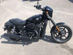 2016 Harley Davidson Street XG750 for Sale in San Antonio, TX