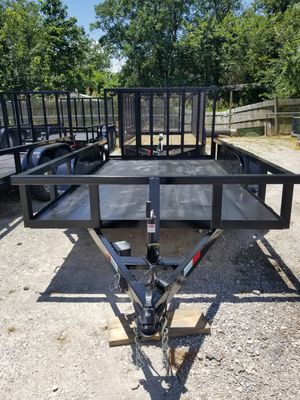 "12'x 6"" Trailer Brakes and Tailgate (Traila) for Sale in Wylie, TX"