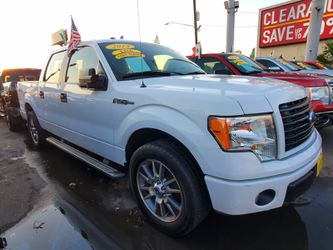 Ford F-150 STX 2014 🏡 In House Financing for Sale in Houston,  TX