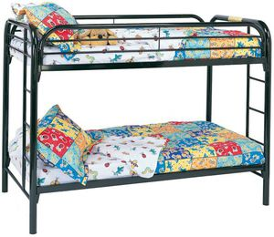 🔵⚫⚪Brand New Twin Bunk Bed Frame! for Sale in Warner Robins, GA